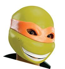 Teenage Mutant Ninja Turtles Michelangelo 3/4 Mask