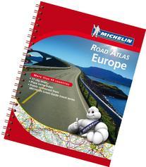 Europe, Motoring Atlas, Spiral