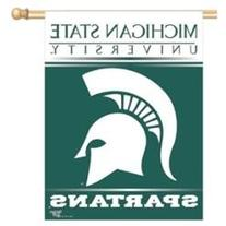 Michigan State Spartans 27x37 Banner by Wincraft, Inc