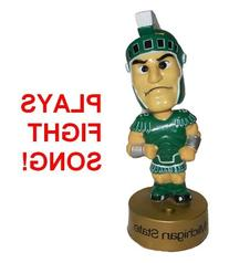Michigan State Spartans Bobblehead Doll Toy Msu