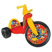 Mickey Mouse 16 inch Big Wheel Racer