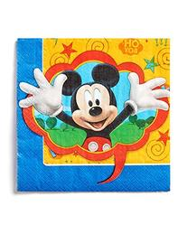 American Greetings Mickey Mouse Clubhouse Lunch Napkins, 16