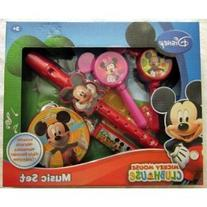 Mickey Mouse Clubhouse Music Set