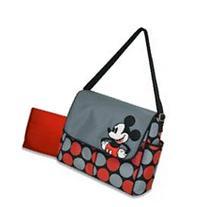 Disney Mickey Mouse Messenger Diaper Bag brand new design