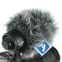 Micover Slipover Windscreen for Nikon ME-1