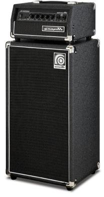 Ampeg MICRO-CL Micro-CL Bass Amp Stack - 100-Watt Head with