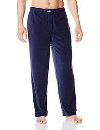 Jockey Micro Plush Pajama Pant L, Navy