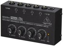 Behringer Microamp Ha400 Ultra-Compact 4-Channel Stereo