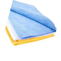 Zwipes Microfiber Cleaning Cloths and Towels, 3 Count
