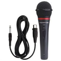 Professional Microphone With Durable Metal Case & Grille