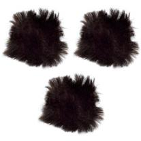 Rode Microphones Minifur-LAV Artificial Fur Wind Shield for