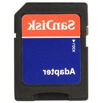 Digital Media Source MicroSD and MicroSDHC to SD Adapter for