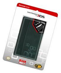 Microsuede Wallet for Nintendo 3DSTM - Black
