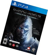 Middle Earth: Shadow of Mordor Game of the Year -
