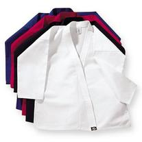 Middleweight Traditional Jacket white size 4