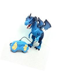 Mighty Megasaur Remote Control Dragon - Colors May Vary