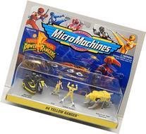 Mighty Morphin Power Rangers Yellow Ranger Micro Machines