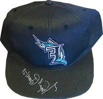 Miguel Cabrera Autographed Florida Marlins Hat