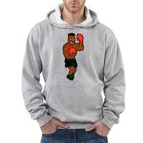 """Mike Tyson's Punchout """"King Hippo"""" Hooded Sweatshirt ADULT"""