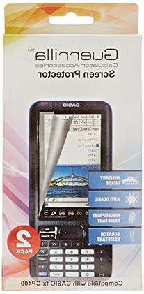Guerrilla Military Grade Screen Protector for Casio Classpad