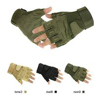 Simpleyourstyle Military Half-finger Fingerless Tactical
