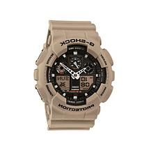 G-Shock XL Men's Military Sand Analog-Digital Watch with