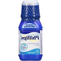 Phillips' Original Milk of Magnesia Liquid, 12-Ounce Bottle