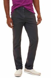 Men's Robert Graham Milo Cotton Twill Five Pocket Pants,