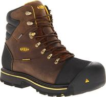 "Men's KEEN Utility Milwaukee 6"" Steel Toe"