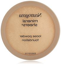 Neutrogena Mineral Sheers Loose Powder Foundation SPF 20,