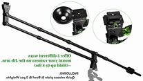 IMORDEN 6.5ft Mini Carbon Fiber Jib Arm Camera Jib Crane