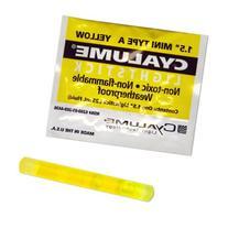Cyalume Mini ChemLight Military Grade Chemical Light Sticks