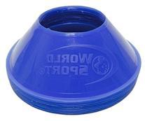 World Sport MINI Disc Cones Blue