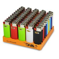 BIC Mini Disposable Lighters Assorted Pack of 50