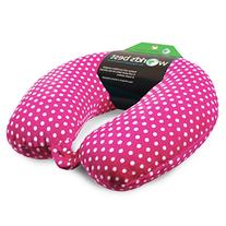 World's Best Mini Polka Dot Feather Soft Microfiber Neck