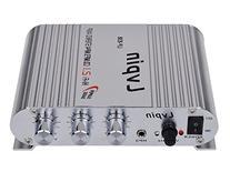 200W 12V Mini Hi-Fi Car Amplifier Booster Radio MP3 Stereo