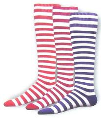 Red Lion Mini Hoop Adult Socks - Size 9-11