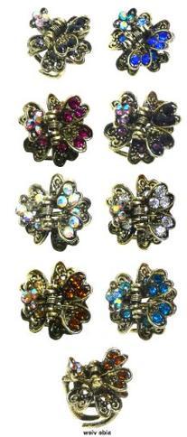 Set of 8 Mini Jaw Clip LPW864175-6-8