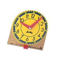 Carson-Dellosa Mini Judy Clock - Theme/Subject: Learning -