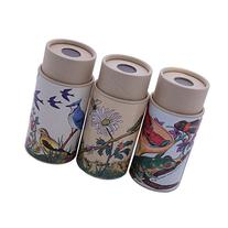 Set of 3 Mini Nature Kaleidoscopes Birds Frogs Bugs Insects