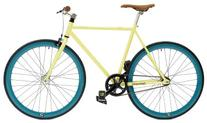 Retrospec Mini Mantra Fixie Bicycle with Sealed Bearing Hubs