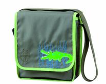 Kids Mini Messenger Bag, Crocodile