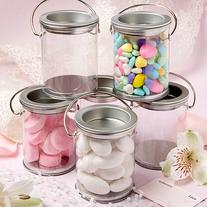 Mini Paint Can Candy Container