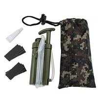 Pure Mini Portable Soldier Pump Backpacking Water Filter