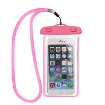 Mini Factory Universal Waterproof Case for - Pink