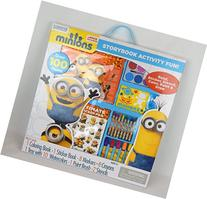 Despicable Me Minions 100 Piece Activity Set