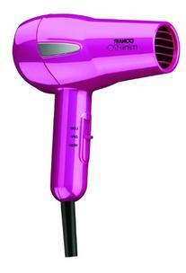 Conair MiniPRO Tourmaline Ceramic Styler / Hair Dryer; Pink