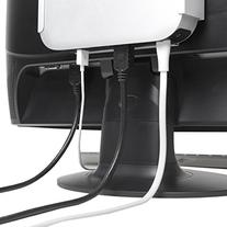 HIDEit MiniU - Mac mini VESA Mount, Wall Mount, Under Desk