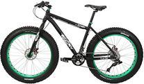 Framed Minnesota 2.0 Fat Bike Black/Green Sz 16