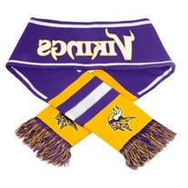 Minnesota Vikings Official NFL Adult Scarf